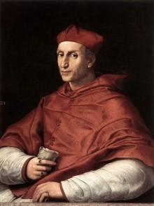 Ritratto Del Cardinal Bibbiena
