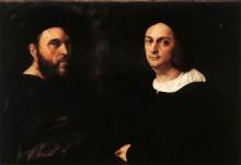 Ritratto Di Andrea Navagero E Agostino Beazzano