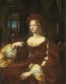 Ritratto Di Dona Isabel De Requesens