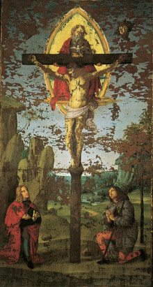 Stendardo Della Santissima Trinità