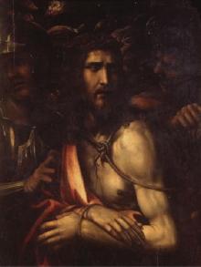 Cristo Tra Gli Sgherri