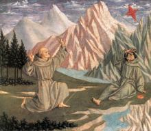San Francesco Riceve Le Stigmate